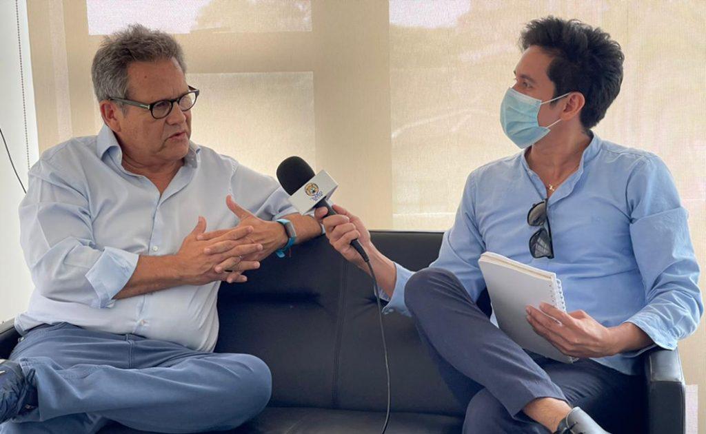 arturo cruz video entrevista de radio dario
